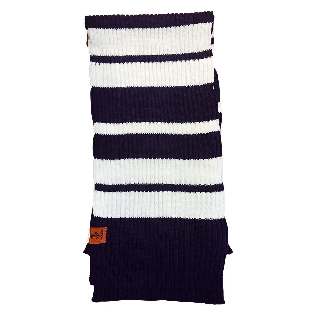 Jammer Beanie Knitting Pattern : Fremantle Dockers Rib Knit Scarf Fremantle Dockers Official Online Shop